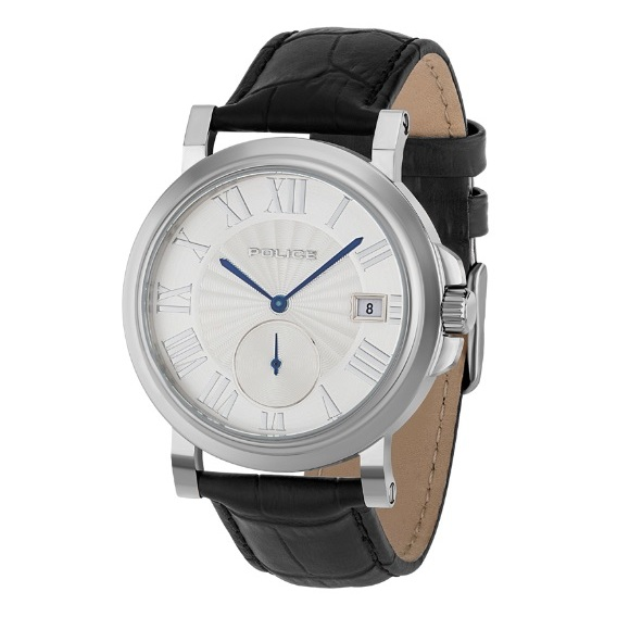 Police P 15437JS-04 Clock Tower Mens Watch