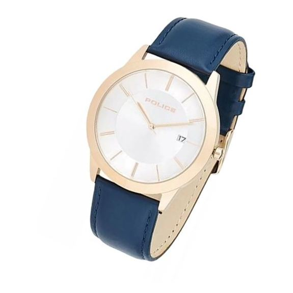 Police P 14139JSR-04B Clement Mens Watch