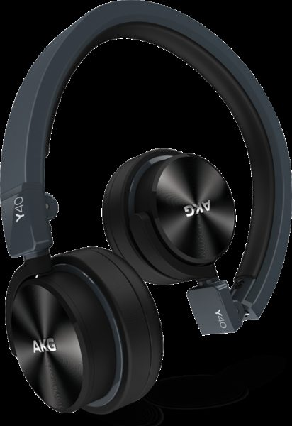 AKG Y40 On Ear Headphone Black