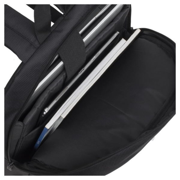 Rivacase 8065 Laptop Backpack 15.6inch Black + HTICS2P Speaker