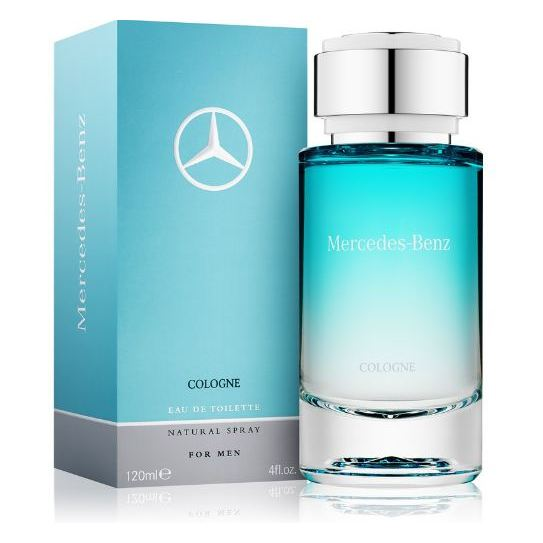 mercedes benz cologne perfume for men 120ml eau de. Black Bedroom Furniture Sets. Home Design Ideas