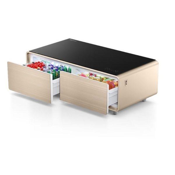 Yamada Smart Coffee Table Fridge Digital Music Player Usb Port Tb130eyd02