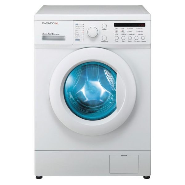 Daewoo Front Load Washer 7kg DWDFV1041 Price, Specifications ...