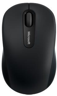 Microsoft PN700009 3600 Bluetooth Mobile Mouse Black