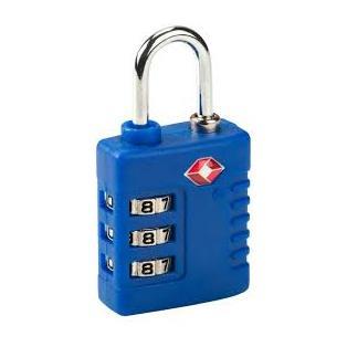 Princess Traveller RFTO TSA Combination Lock Blue