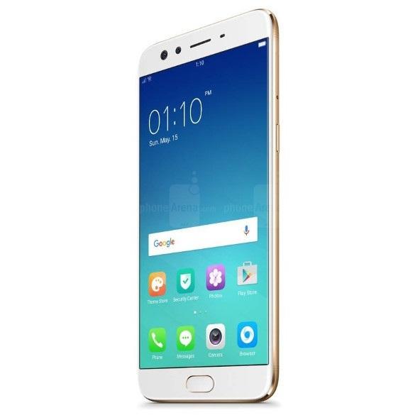 Oppo F3 Plus 4G Dual Sim Smartphone 64GB Gold