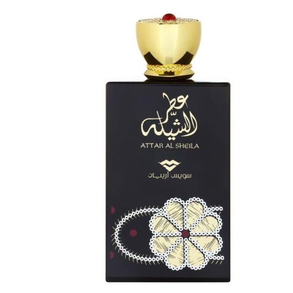 Swiss Arabian Attar Al Sheila Perfume 100ml For Women Eau de Parfum