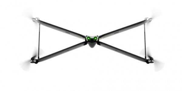 Parrot PF727003AA SWING Mini Drone Black