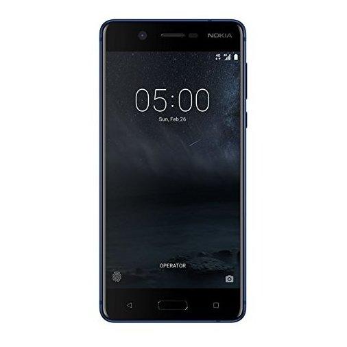 Buy Nokia 5 4G Dual Sim Smartphone 16GB Tempered Blue