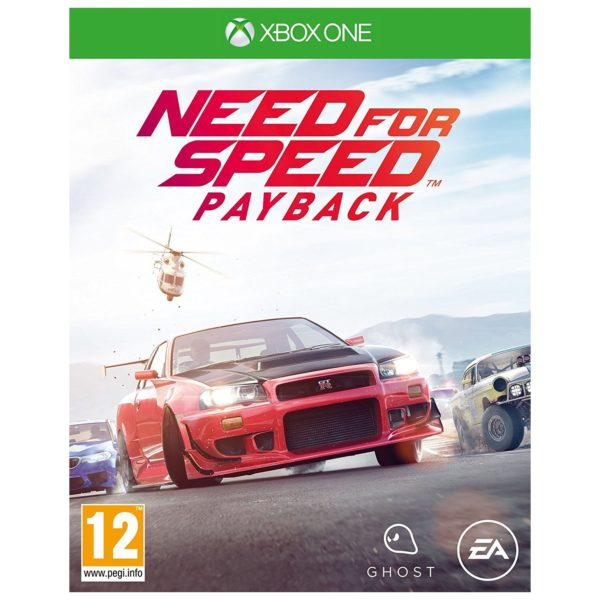 Xbox One Need For Speed Payback Game