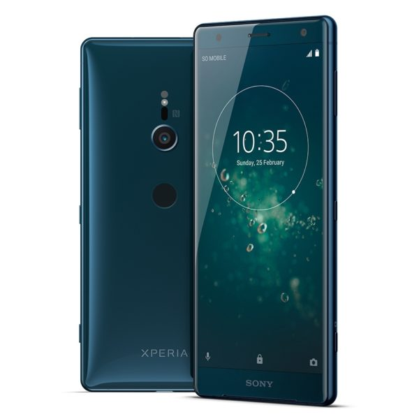 Sony Xperia XZ2 64GB Deep Green 4G LTE Dual Sim Smartphone + Launch Pack