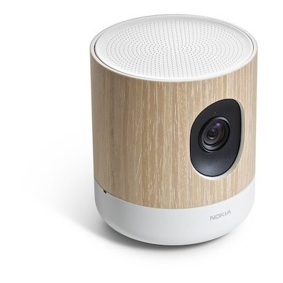 Nokia WBP02 Home Wifi Video & Air Quality Monitor Camera
