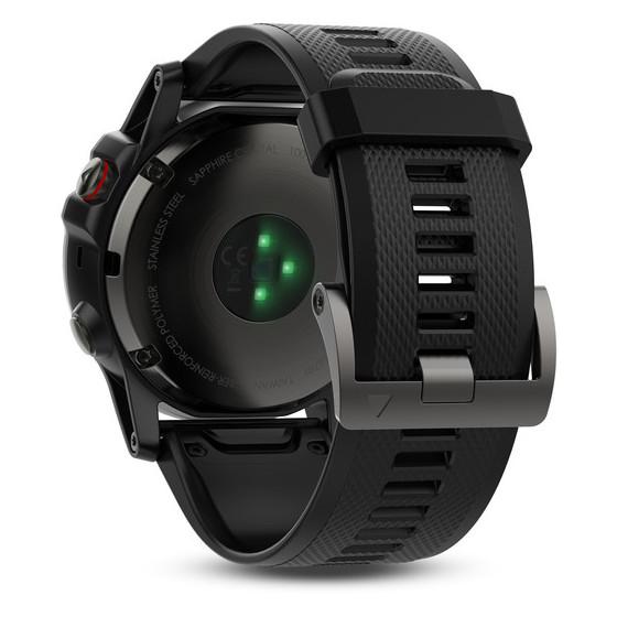 Buy Garmin Fenix 5x Multisport Training Watch 51mm Slate Grey