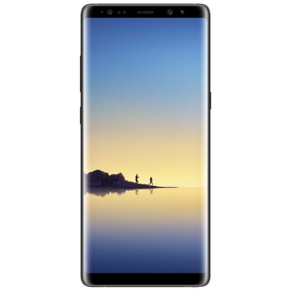Samsung Galaxy Note 8 64GB Midnight Black 4G Dual Sim