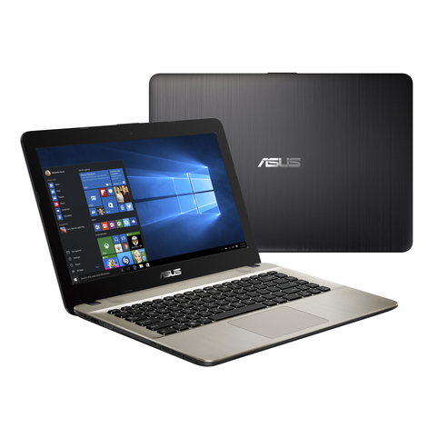 Asus VivoBook Max X441UV Laptop - Core i5 2.5GHz 4GB 1TB 2GB Win10 14inch FHD Black