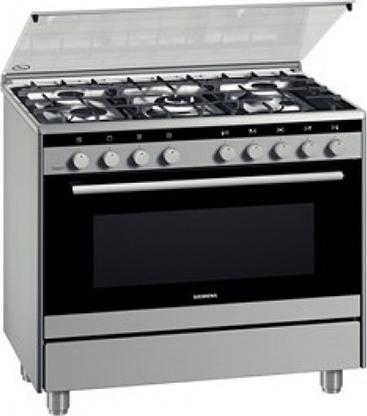 Siemens 5 Gas Burners Cooker HG73G6357