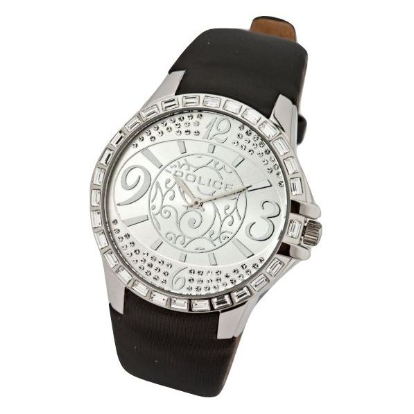 Police P 13021JS-04 Crystal Ladies Watch