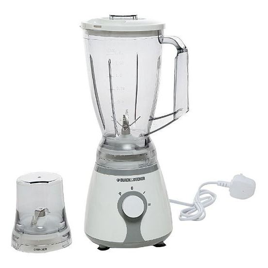 Black & Decker Blender W/ Mill 300W BX225B5