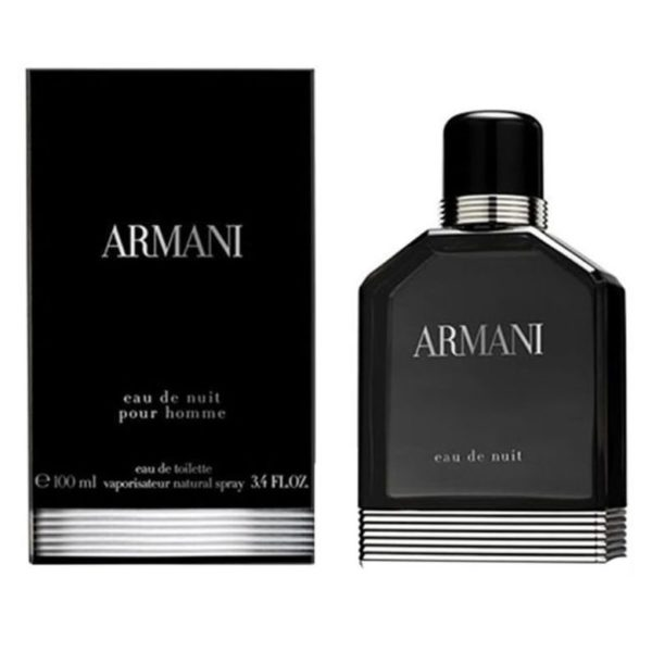 Armani Eau De Nuit Perfume For Men 100ml Eau de Toilette