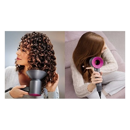 Dyson Supersonic Hair Dryer Pink 110,000RPM HD01
