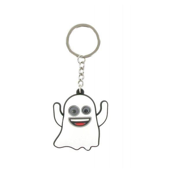 Comansi Emoji Ghost Keychain E10012