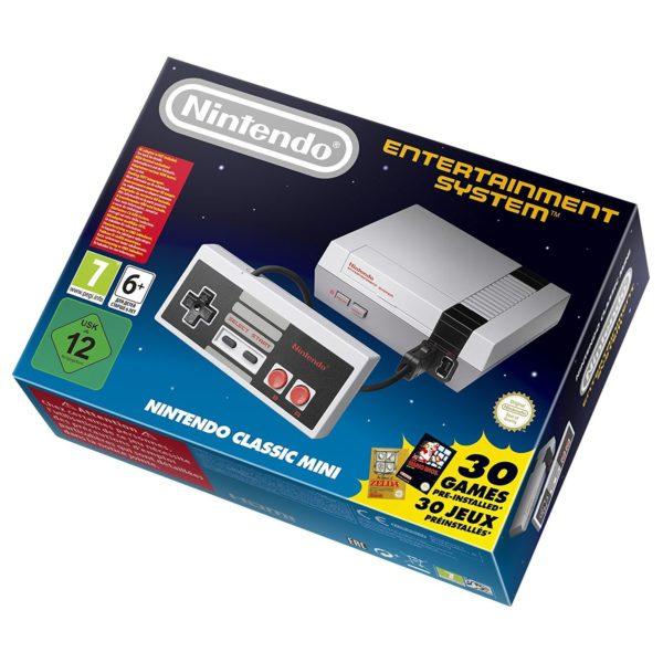 Nintendo Entertainment System NES Classic Mini Console