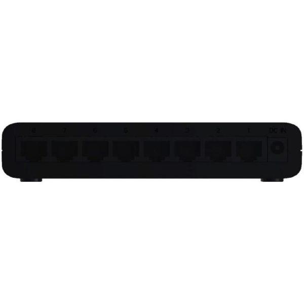Edimax 10/100Mbps 8 Port Fast Ethernet Desktop Switch ES3308P