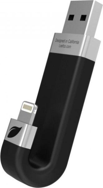 Leef LIB000KK016E6 IBridge Mobile Memory Black 16GB