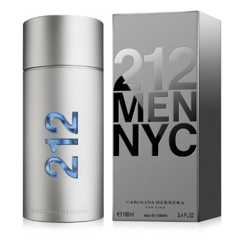 Carolina Herrera 212 Perfume For Men 100ml Eau de Toilette