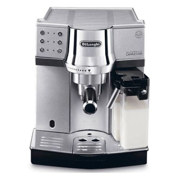 Delonghi Pump Driven Coffee Machine EC850M