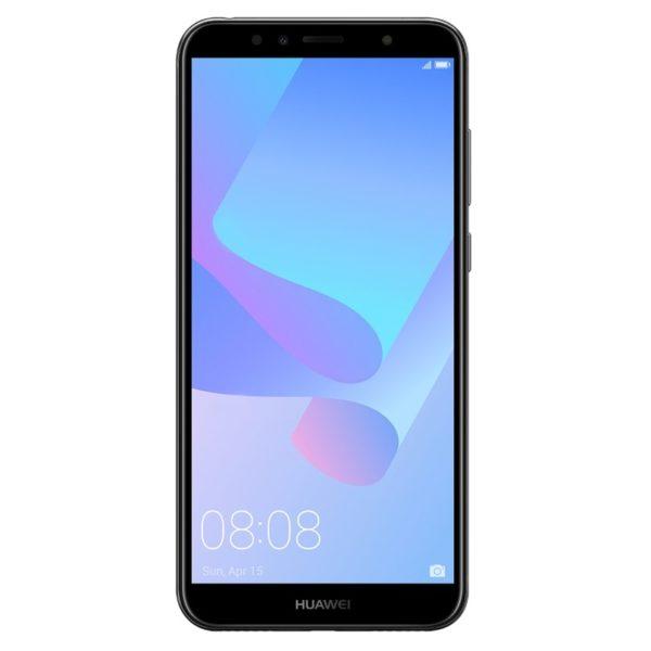 Huawei Y6 Prime 2018 4G Dual Sim Smartphone 16GB Black