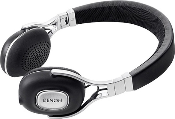 Denon Headphone Black AHMM300EM