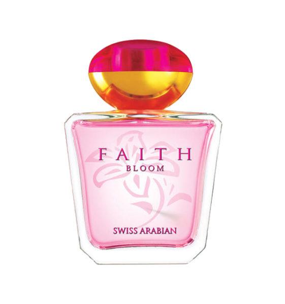 Swiss Arabian Faith Bloom Perfume For Women 100ml Eau de Parfum