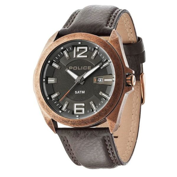 Police P 14103JSQR-61 Ranger II Mens Watch