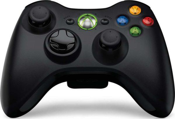 Buy Microsoft Xbox 360 NSF00002 Wireless Controller Black