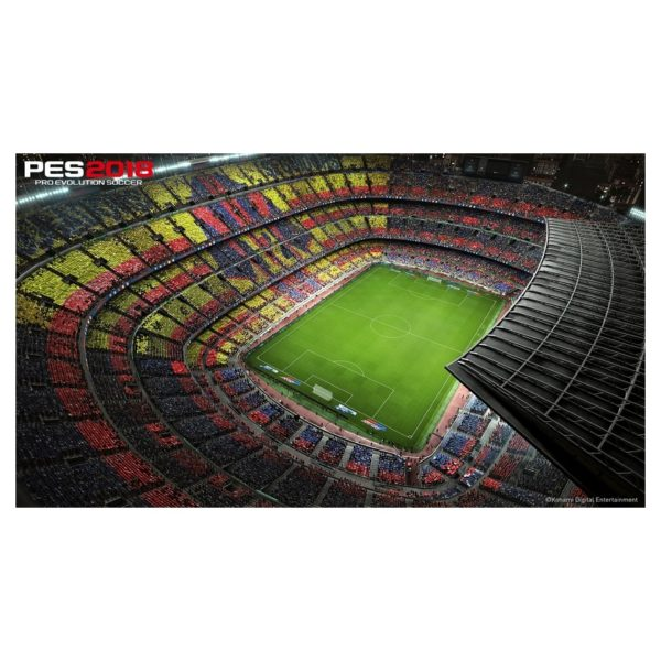 Xbox One PES 2018 Premium Edition Game