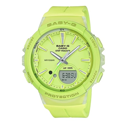 Casio BGS-100-9A Baby-G Watch