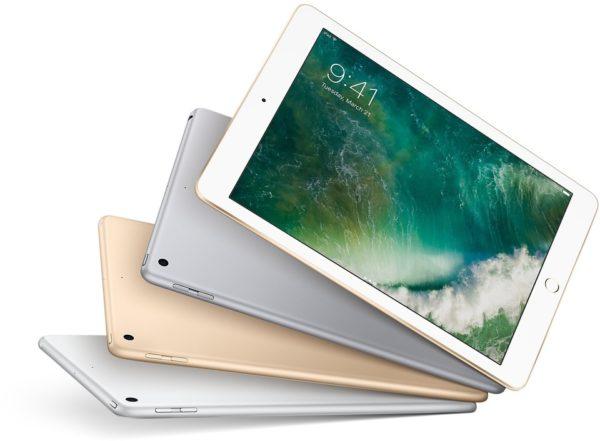 iPad (2017) WiFi+Cellular 128GB 9.7inch Gold