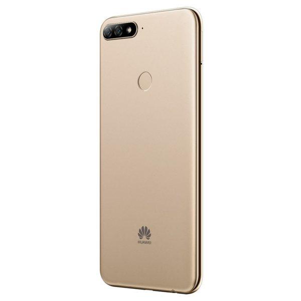 Huawei Y7 Prime (2018) 32GB Gold 4G LTE Dual Sim Smartphone