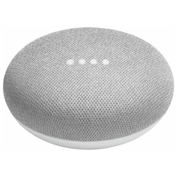 Google Home Mini Smart Speaker Chalk GA00210