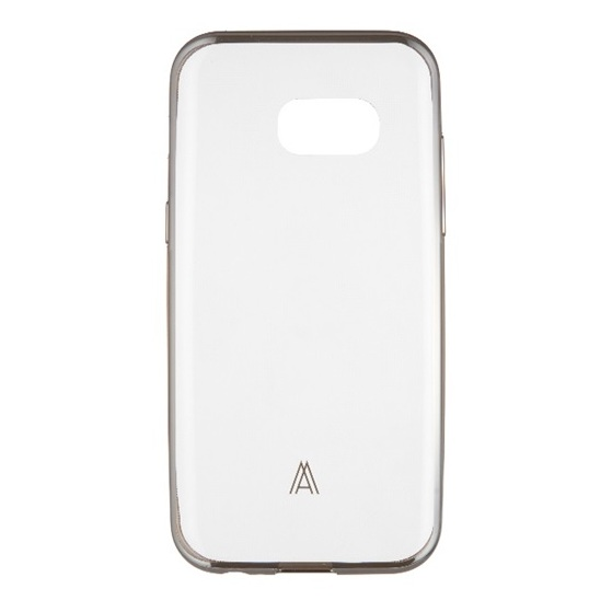Anymode Luxe Jelly Case Gold For Samsung Galaxy A7 2017