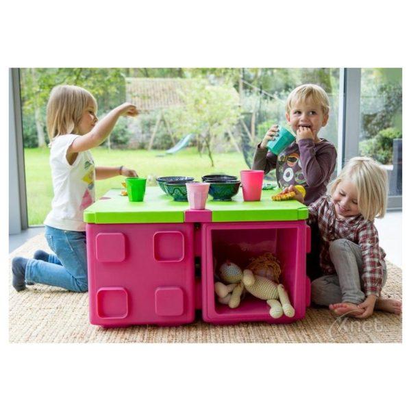 Chillafish CPCB01PIL Box Toy Storage Pinli