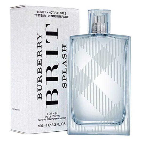 Burberry Brit Splash Perfume For Men 100ml Eau de Toilette