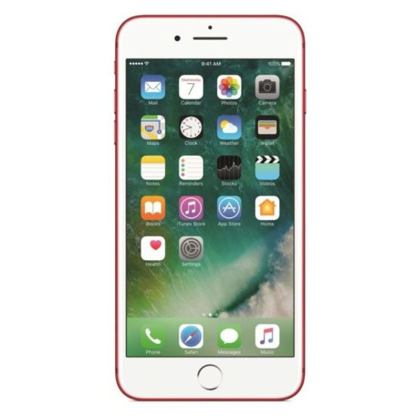 Apple iPhone 7 Plus 256GB (PRODUCT) Red Special Edition With FaceTime