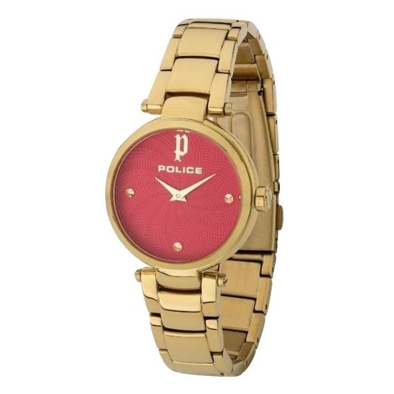 Police P 14869BSG-D16M Konall Ladies Watch