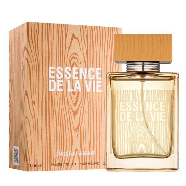 Swiss Arabian Essence De La Vie Perfume 100ml For Men Eau de Parfum