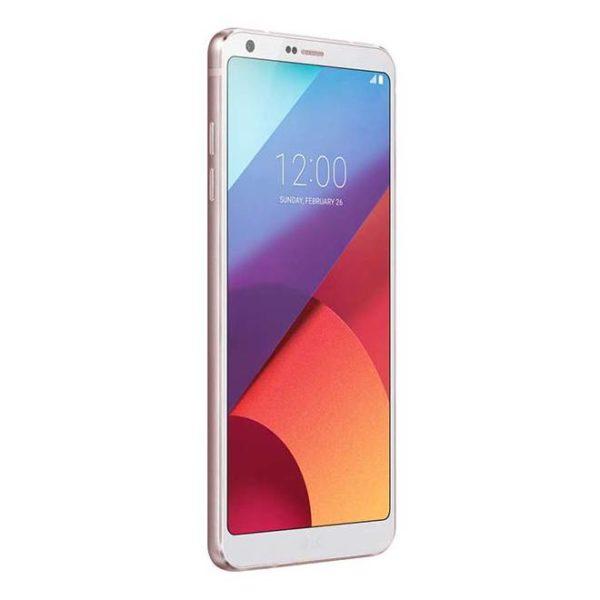 LG G6 4G Dual Sim Smartphone 32GB White+Type C Car Charger+64GB Memory Card