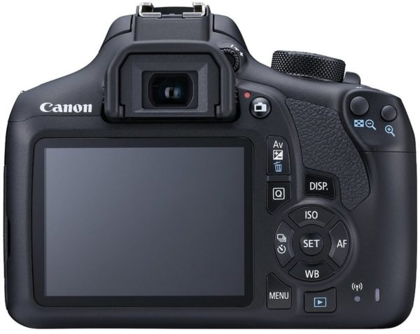 Canon EOS 1300D DSLR Camera Black With 18-55mm DC Lens + CS100 Connect Station Storage + CP1200 Selphy Printer