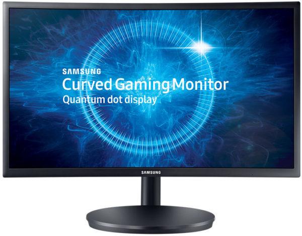 Samsung LC24FG70FQM Curved Monitor 24inch
