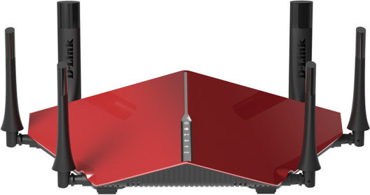 Dlink DIR890L AC3200 Tri-Band Gigabit Wireless Cloud Router Black